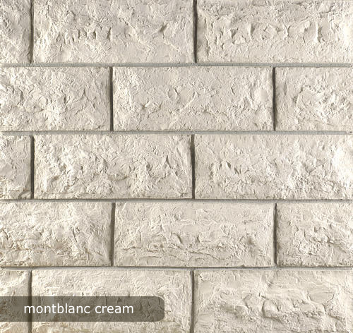 vonkajsi, vnutorny obklad mont blanc cream