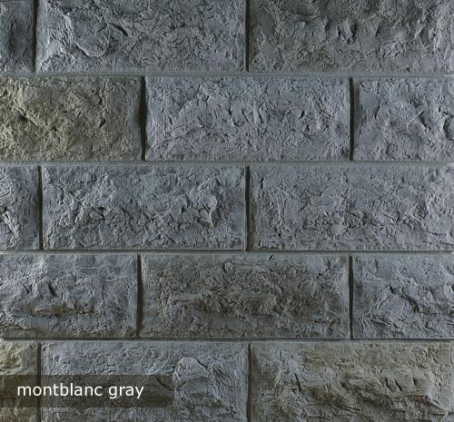 vonkajsi, vnutorny obklad mont blanc gray