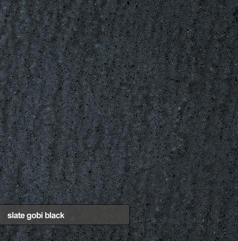 kuchynske dosky, parapety, obklady dlazby technistone slate gobi black